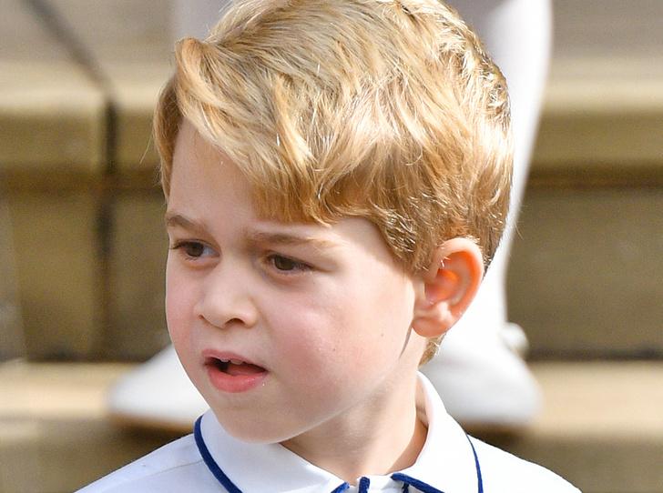 Фото №1 - Кто стал лучшей подругой принца Джорджа