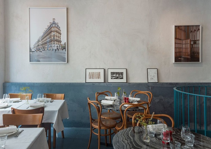 Фото №1 - Итальянский ресторан Pianoterra в Париже