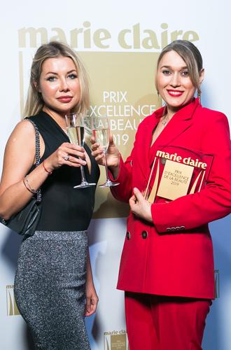 Фото №10 - Самая красивая вечеринка года: журнал Marie Claire вручил награду лучшим бьюти-средствам 2019