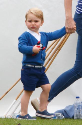 Фото №21 - Воспитание королей: что можно и что нельзя Джорджу, Шарлотте и Луи Кембриджским