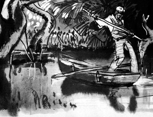 Фото №1 - Остров Навек. Патрик Смит, американский писатель