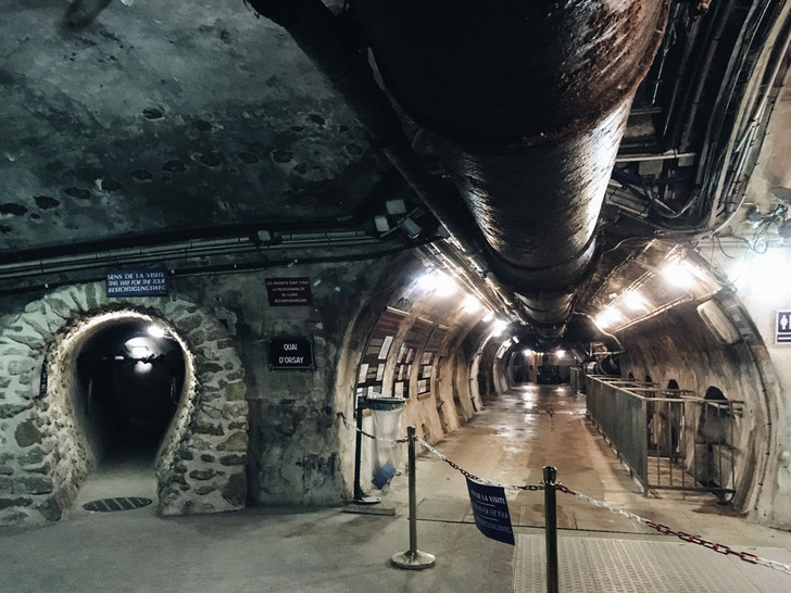 Фото №2 - Глубина свободы: катакомбы Парижа