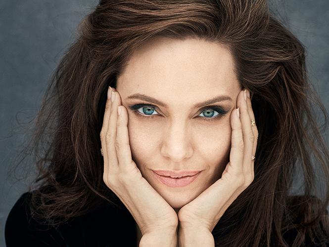 Фото №1 - Анджелина Джоли: «Для меня это совершенно новый опыт»