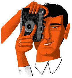 Фото №1 - Почему близорукий щурится, разглядывая далекий предмет?