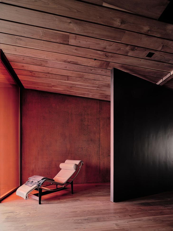 Фото №13 - Модернистский дом на горнолыжном курорте в Калифорнии