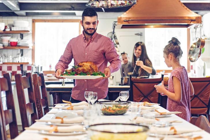 важно ли ужинать всей семьей