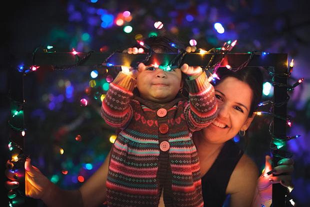 Фото №4 - Безопасный Новый год для малыша