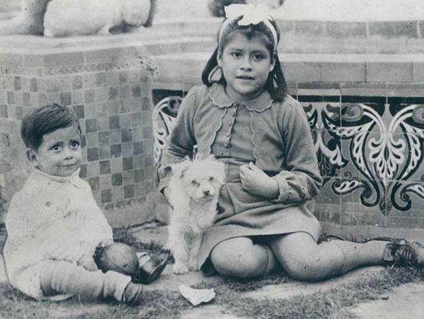 Фото №6 - Пятилетняя мама: жизнь и судьба Лины Медины, которая родила ребенка, когда еще сама ходила в детский сад