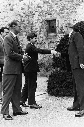 Фото №7 - Романтик и прагматик: почему отношения Чарльза и Филиппа всегда были непростыми