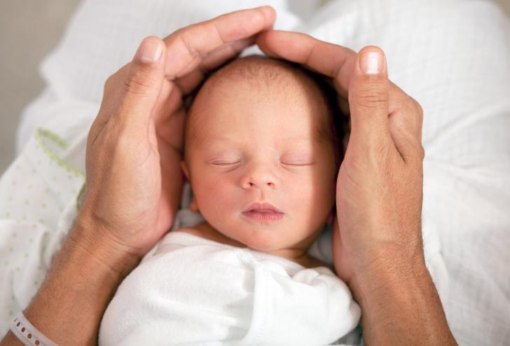 Фото №1 - Малыш Ковид: пара из России назвала ребенка в честь коронавируса