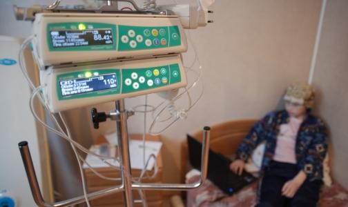 Фото №1 - Сколько детей в Петербурге страдают онкологическими заболеваниями