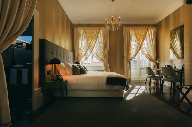 Фото №9 - Отель в особняке XIX века в Порту