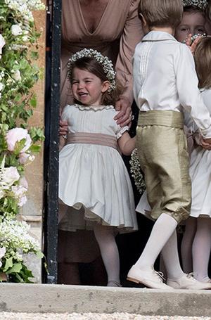 Фото №15 - Принцесса Шарлотта и принц Джордж на свадьбе Пиппы Миддлтон (фото)