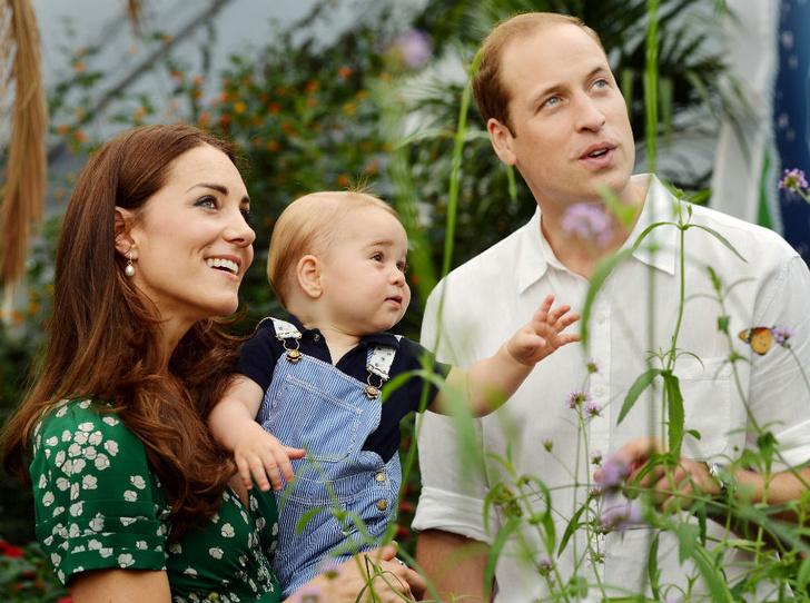 Фото №1 - Мама Их Высочеств: как герцогиня Кейт общается с Джорджем, Шарлоттой и Луи