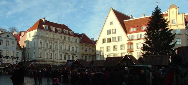 Фото №12 - Топ-20: рождественские рынки Европы
