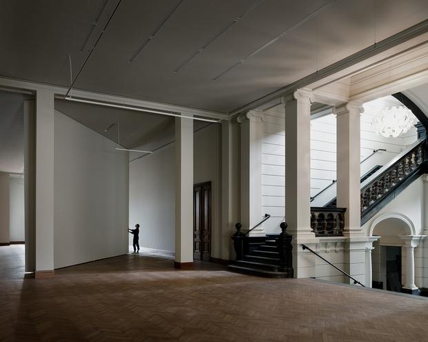 Фото №1 - Реновация Королевского музея изящных искусств в Антверпене