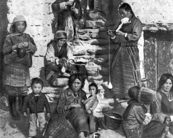 Фото №1 - Мустанг лежит в Гималаях