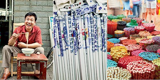 Фото №2 - Куайцзы своего счастья: история китайских палочек