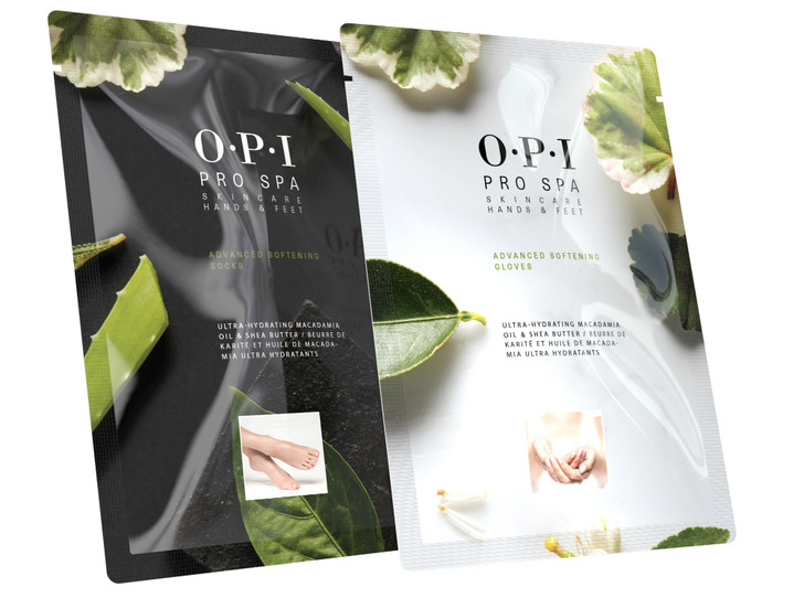 Смягчающие перчатки и носочки ProSpa Advanced от OPI