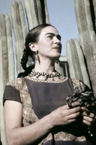 Фото №5 - Большая любовь маленькой Фриды Кало