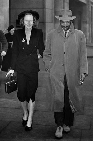 Фото №4 - Руфь и Серетсе: любовь, изменившая Африку
