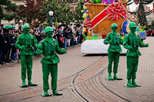 Фото №9 - Победители нашего юбилейного конкурса отправились в Disneyland Париж
