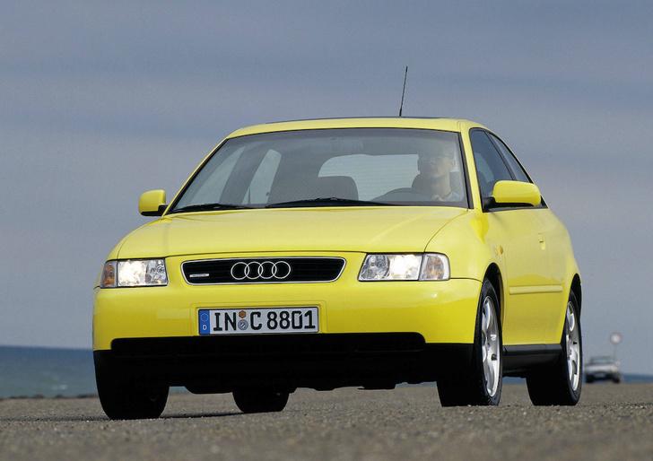 Фото №9 - Упрямый характер: история и современность марки Audi
