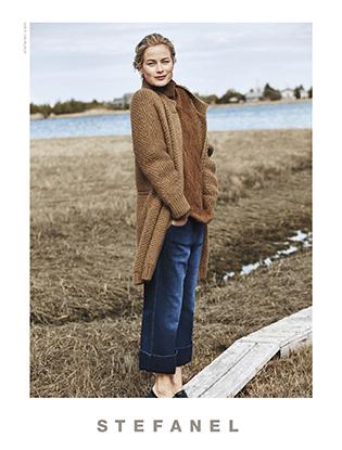 Фото №2 - Кэролин Мерфи - лицо рекламной кампании STEFANEL