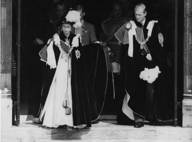 Фото №3 - Как Королева планирует отпраздновать 100-летний юбилей принца Филиппа