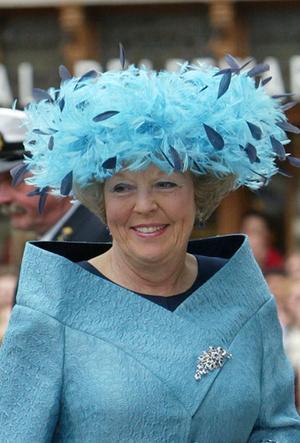 Фото №4 - 25 необычных шляп на королевских свадьбах
