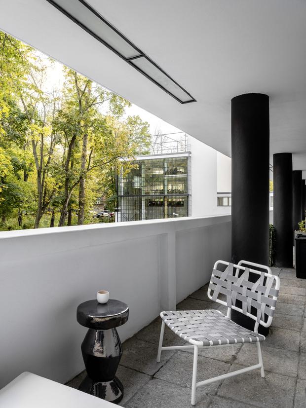 Фото №8 - Квартира в доме Наркомфина: проект Натальи Белоноговой