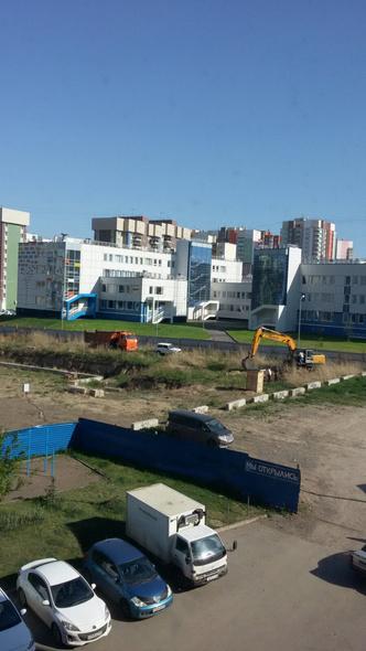 Фото №3 - Из центра «Яблонь» вывезли бетонные блоки: ранее прокуратура назначала их экспертизу