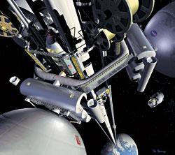 Фото №2 - Космический «фуникулер»