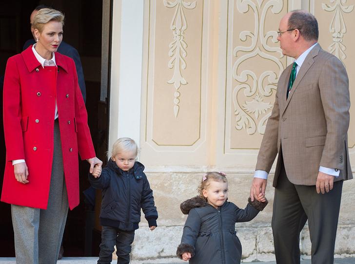 Фото №3 - Дерзкие и упрямые: княгиня Шарлен пожаловалась на близнецов