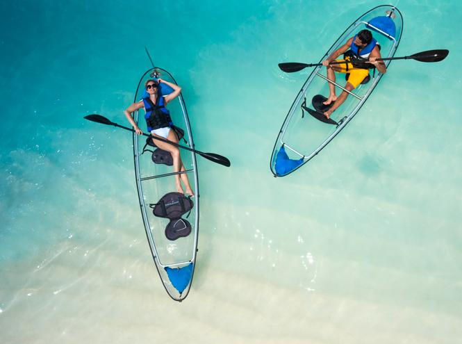 Фото №3 - Одни для всех: семейный отдых на Мальдивах