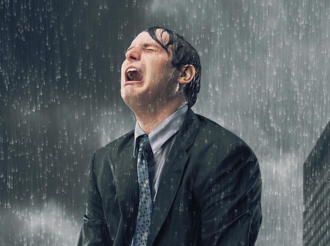 Фото №1 - Почему мужчины плачут