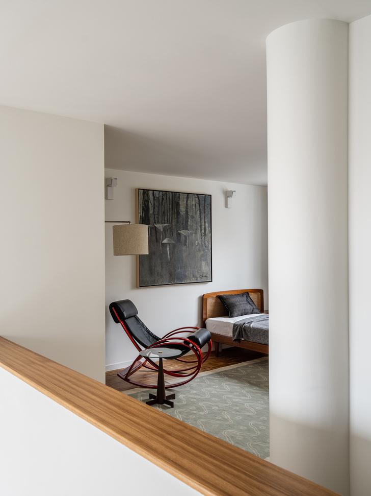 Фото №7 - Сила случая: квартира в доме Наркомфина по проекту Ananiev Interiors