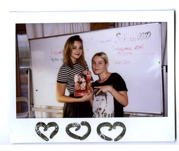Фото №4 - Школа fashion-журналистики Elle Girl в МУЗЕОНЕ: как это было