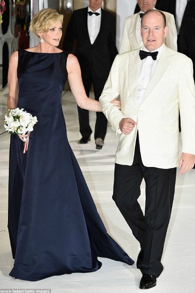 Фото №21 - Счастливы вместе: князь Альбер и княгиня Шарлен