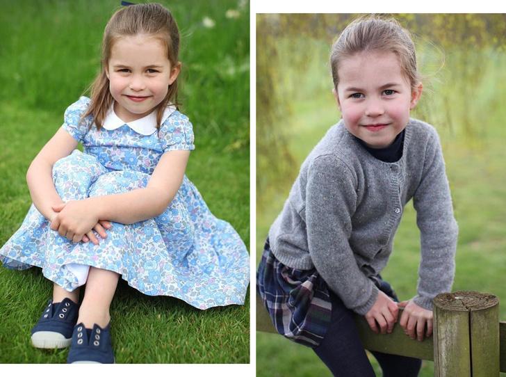 Фото №1 - Как отметили день рождения принцессы Шарлотты в Кенсингтонском дворце
