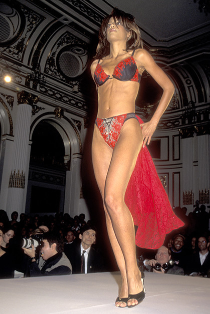 Показ Victoria's Secret 1996