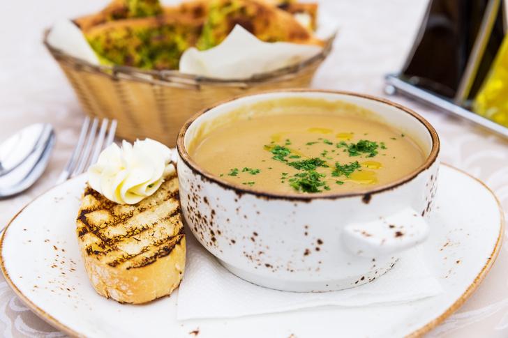Крем-суп с курицей, как приготовить вкусно и быстро