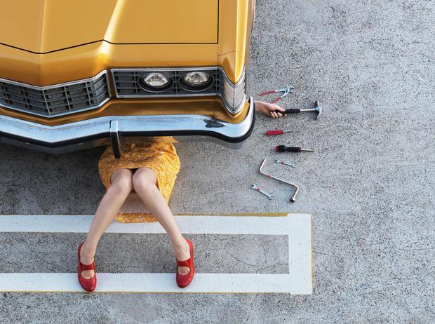 Фото №1 - Проблемы с авто: чинить самостоятельно или у специалистов?