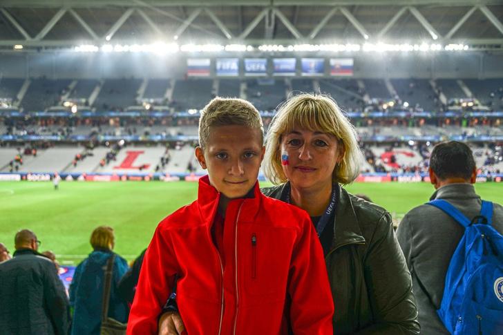 Фото №2 - «Юный арбитр KIA» исполнил свою мечту на Euro-2016