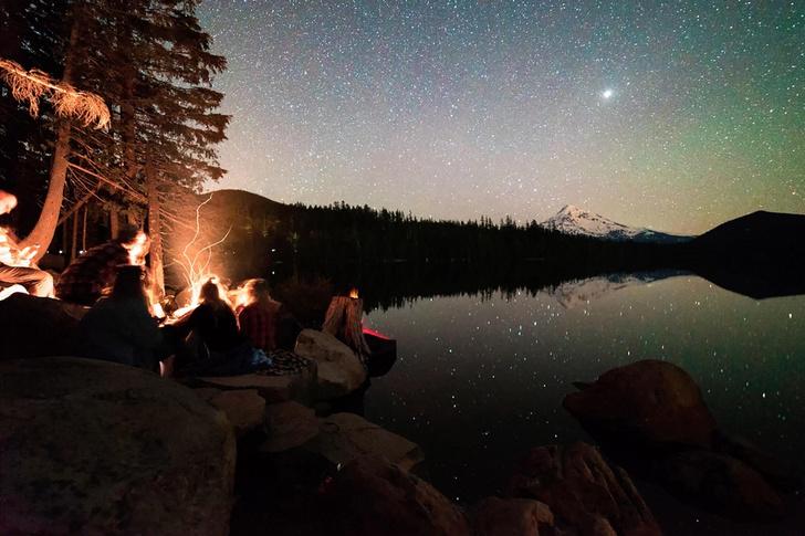 Фото №1 - Звездная ночь