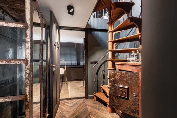 Фото №14 - Отель The Craftsmen в Амстердаме