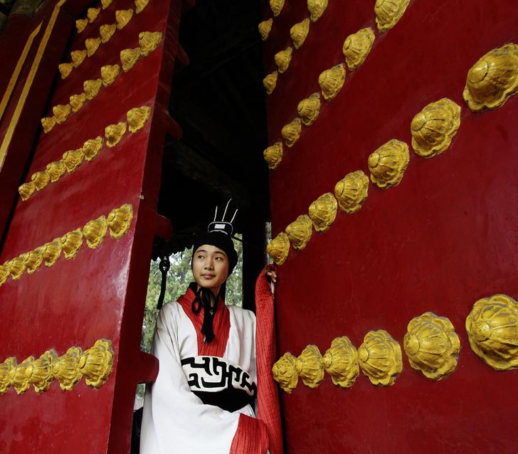 Фото №1 - Китайская мудрость, или По следам Конфуция
