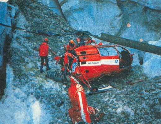 """Фото №1 - """"Красные ангелы """" альпийских вершин"""