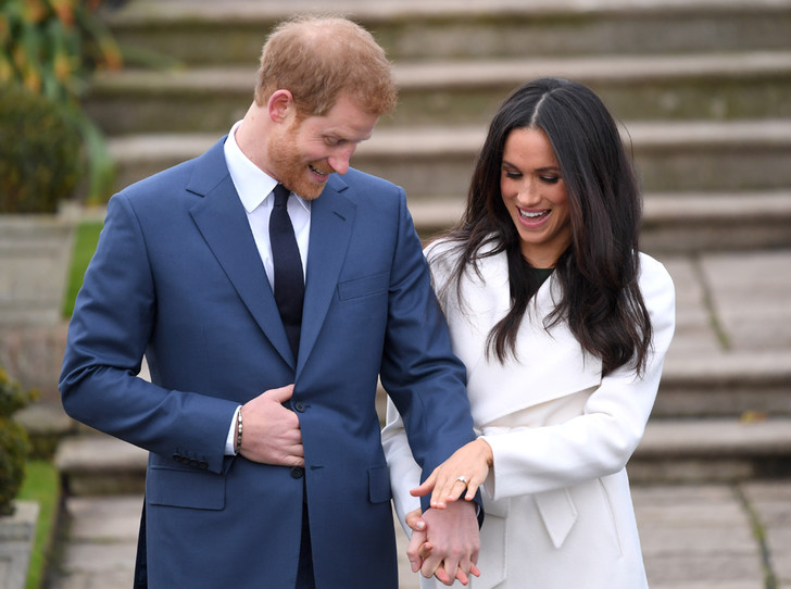 Фото №1 - Будет ли принц Гарри носить обручальное кольцо?