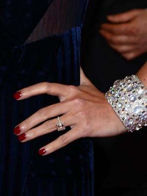 Фото №4 - Мелания против Иванки: чье помолвочное кольцо оказалось дороже (и почему обе его не носят)